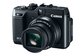 Canon G underwater photo