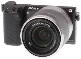 Sony Nex for underwater photo