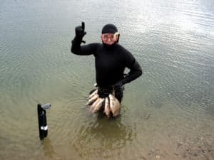 The best pole spear tips for spearfishers