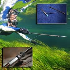 Tricks for using a pool spear