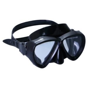 ANGGO Adult Anti-fog Dive Mask with Mount