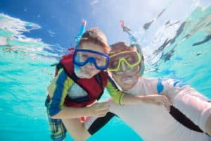 Best snorkeling gear for kids