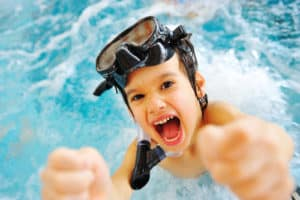 Kids snorkel size and types