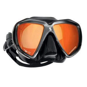 Scubapro Spectra Mask Mirrored Lens