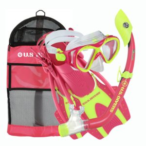 U.S. Divers Youth Buzz Junior Snorkelling Set
