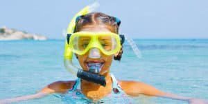 What to look for in kids snorkeling gear