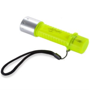 BlueFire 1100 Lumen XM-L2 Professional Diving Flashlight
