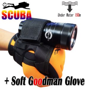 Tonelife 1000lumens Scuba Dive Light