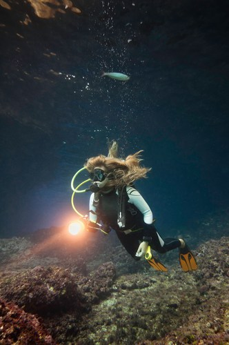 What are the best scuba diving lights?