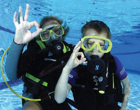 Learn to Scuba Dive for Beginners