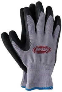 Berkley Coated Fishing Gloves